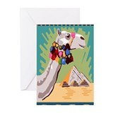 Egyptian greeting cards Stationery