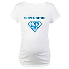 Superbitch Blue Shirt