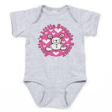 Auntie's Snuggle Bunny Baby Bodysuit