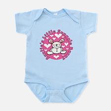Auntie's Snuggle Bunny Infant Bodysuit