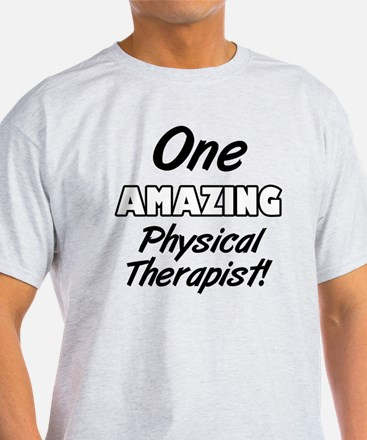 One Amazing Physical Therapist T-Shirt