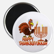 Happy Thanksgivukkah Magnets