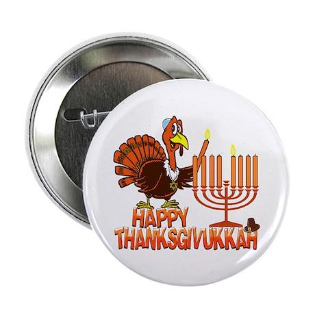 "Happy Thanksgivukkah 2.25"" Button (100 pack)"