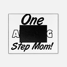One Amazing Step Mom Picture Frame