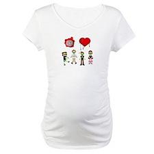 Eye Heart Zombies Shirt
