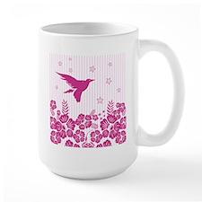 Fashionable Oriental Inspired flying bird Mugs
