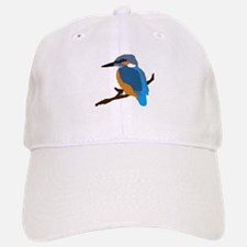 kingfisher bird waiting for love peace joy Hat