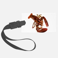 lobster confidence and peace Luggage Tag