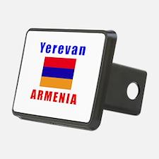 Yerevan Armenia Designs Hitch Cover