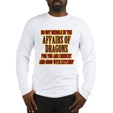 Affairs of Dragons Long Sleeve T-Shirt