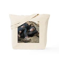 Chimpanzee006 Tote Bag