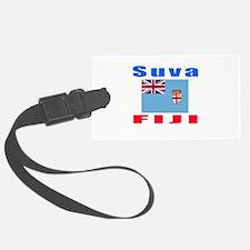 Suva Fiji Designs Luggage Tag