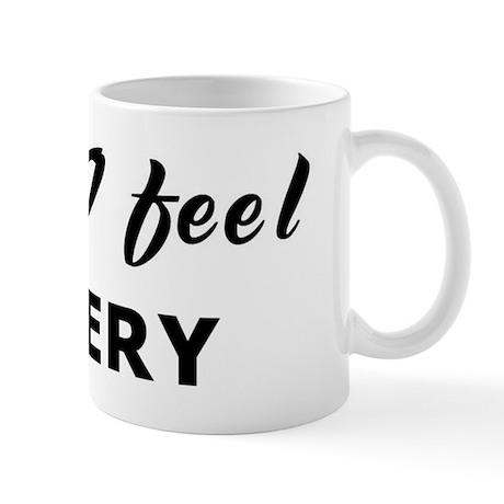 Today I feel ornery Mug