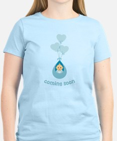 Cute Soon mom T-Shirt
