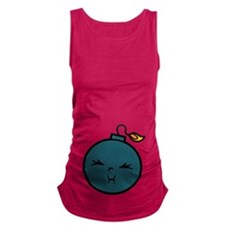 Cute Bomb Maternity Tank Top