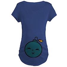 Cute Bomb Maternity T-Shirt