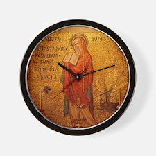 Saint Anastasia Wall Clock