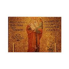 Saint Anne Rectangle Magnet