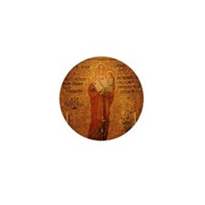Saint Anne Mini Button
