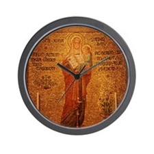 Saint Anne Wall Clock