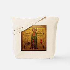 St Brigid of ireland Tote Bag