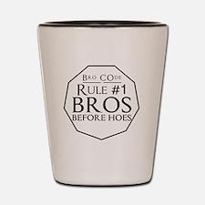 Bro Code Rule#1 Shot Glass