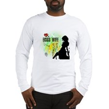 The Boss Wife Long Sleeve T-Shirt