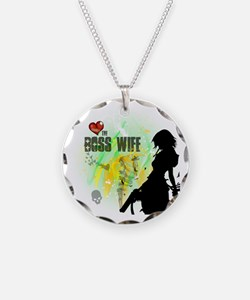 The Boss Wife Necklace