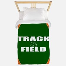 Track and Field Twin Duvet