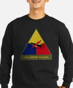 The Armor School.PNG Long Sleeve T-Shirt
