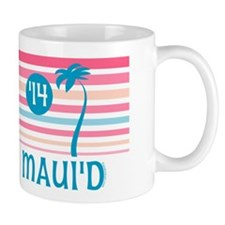 Stripe Just Mauid 14 Mug