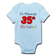 Mommys 35th Birthday Body Suit