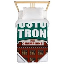 Boston Strong Home Plate Twin Duvet