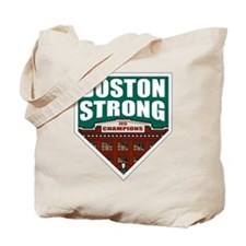 Boston Strong Home Plate Tote Bag