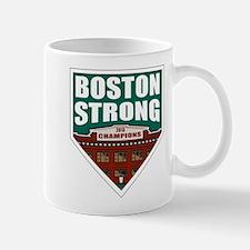 Boston Strong Home Plate Mugs