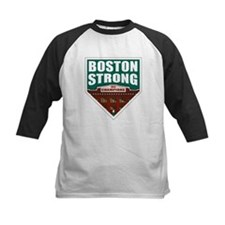 Boston Strong Home Plate Baseball Jersey