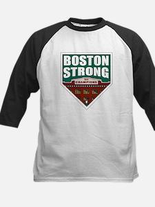 Boston Strong Home Plate Baseball Jersey