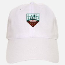 Boston Strong Home Plate Baseball Baseball Baseball Cap