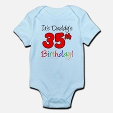 Daddys 35th Birthday Body Suit