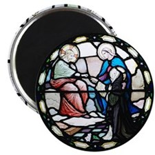 St Catherine of Sienna Magnet