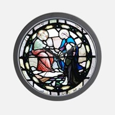 St Catherine of Sienna Wall Clock