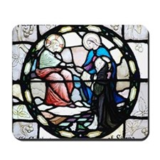St Catherine of Sienna Mousepad