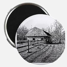 Grey Barn Original Magnet