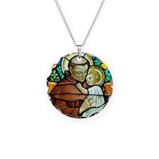 St Anthony Necklace