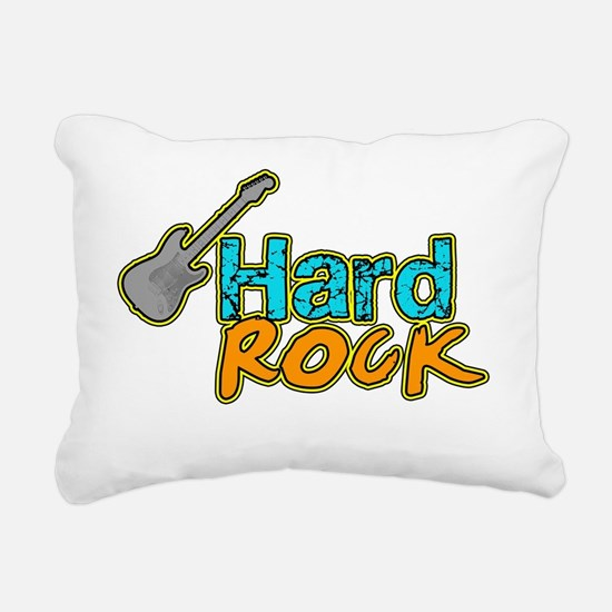 hard_rock4 Rectangular Canvas Pillow