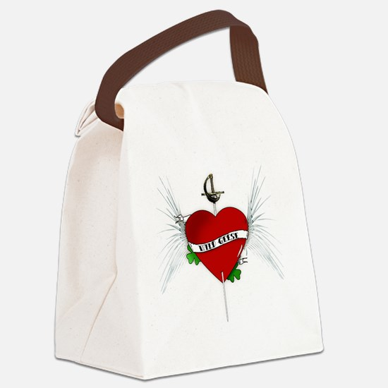 wildgeese2 Canvas Lunch Bag