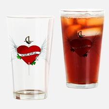 wildgeese2 Drinking Glass