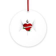 wildgeese2 Round Ornament