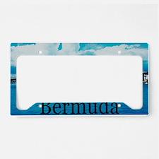 Bermuda2 License Plate Holder