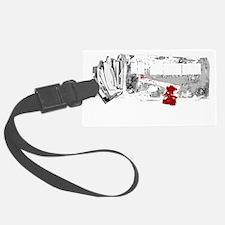 ecfilms-4black Luggage Tag